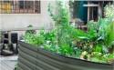 Buoyancy vegie garden