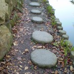 stepping stones photo by Ria Soemardjo